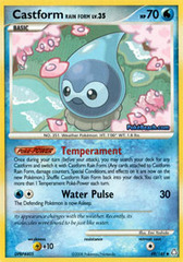 Castform Rain Form - 49/146 - Uncommon