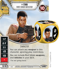Finn - First Order Defector