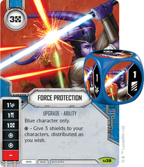 Force Protection (Sold with matching Die)