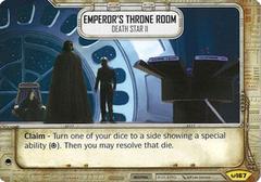 Emperor's Throne Room - Death Star II