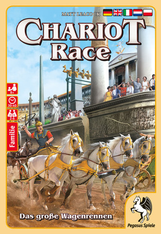Chariot Race: The Great Chariot Race