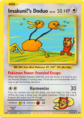 Imakuni?'s Doduo - 112/108 - Secret Rare