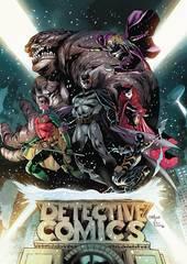 Batman Detective Comics Tp Vol 01 Rise Of The Batmen (Rebirt