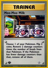 Moo-Moo Milk - 101/111 - Common - 1st Edition
