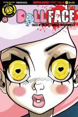 Dollface #1 Cvr A Mendoza (Mr)