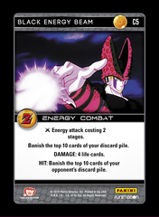 Black Energy Beam - C5 - Foil