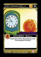 Earth Dragon Ball 4 - U64 - Foil