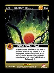 Earth Dragon Ball 6 - U66 - Foil