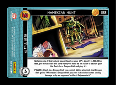 Namekian Hunt - U88 - Foil