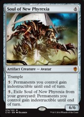 Soul of New Phyrexia (C16)