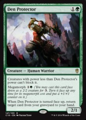 Den Protector on Channel Fireball