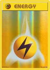 Lightning Energy - 94/108 - Common - Reverse Holo