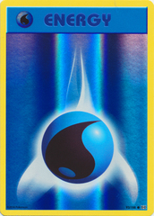 Water Energy - 93/108 - Common - Reverse Holo