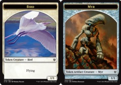 Bird Token // Myr Token