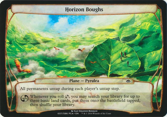 Horizon Boughs - Oversized