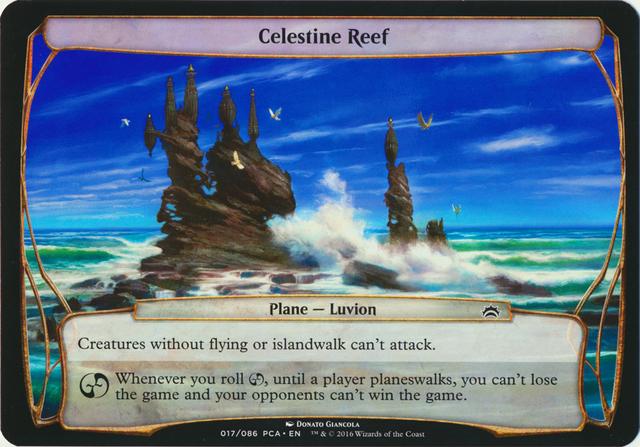 Celestine Reef - Oversized