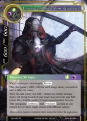 Grusbalesta, Magic Stone Researcher - LEL-060 - SR - Foil