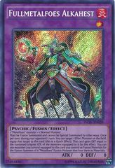 Fullmetalfoes Alkahest - INOV-EN039 - Secret Rare - Unlimited Edition
