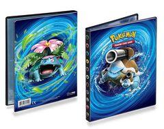 Pokemon TCG - XY Evolutions - Blastoise & Venusaur - Ultra Pro 4 Pocket Portfolio