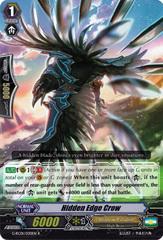Hidden Edge Crow - G-RC01/030EN - R
