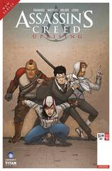 Assassins Creed Uprising #3 Cvr A Araujo