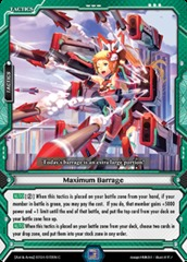 Maximum Barrage - BT04/072EN - C