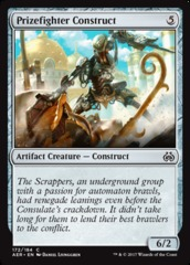 Prizefighter Construct