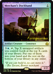 Merchant's Dockhand - Foil - Prerelease Promo (Translated)