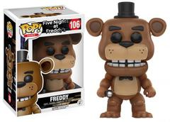 Games Series - #106 - Freddy  (Five Nights at Freddy's)