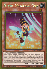 Berry Magician Girl - MVP1-ENG14 - Gold Rare - 1st Edition on Channel Fireball