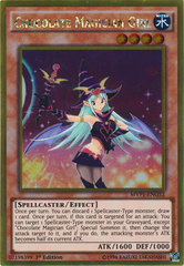 Chocolate Magician Girl - MVP1-ENG52 - Gold Rare - 1st Edition