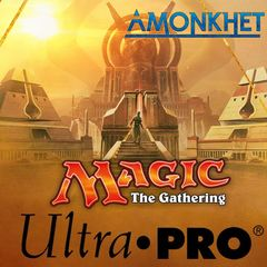 Ultra Pro - Magic The Gathering: Amonkhet - Playmat 8 Foot Table Mat (86564)