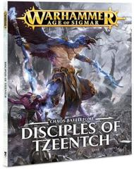 Disciples of Tzeentch Battletome Hardcover