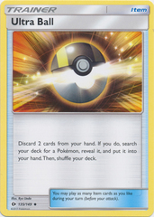 Ultra Ball - 135/149 - Uncommon