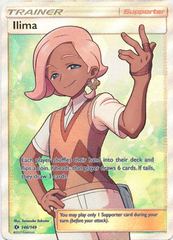 Ilima - 146/149 - Full Art Ultra Rare
