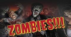 Zombies!!! Bag O' Hearts