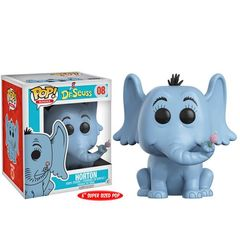 Pop! Books 08: Dr. Seuss - Horton (6 Inch Xl Pop)