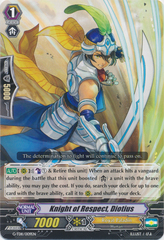 Knight of Respect, Diotius - G-TD11/009EN - TD