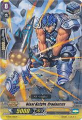 Blast Knight, Gradaucus - G-TD11/016EN - TD