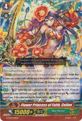 Flower Princess of Faith, Celine - G-TD12/001EN - TD