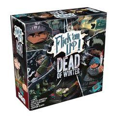 Flick 'Em Up: Dead Of Winter - Plastic Version