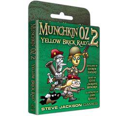 Munchkin Oz: Yellow Brick Raid