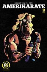 Amerikarate #2 Cvr B Karate Commando (Mr)