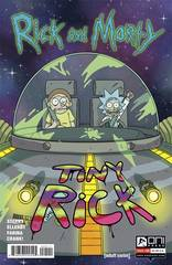 Rick & Morty #25 (C: 1-0-0)