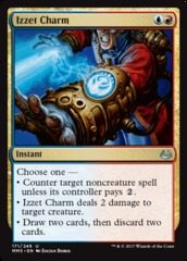Izzet Charm on Channel Fireball