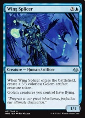 Wing Splicer on Channel Fireball