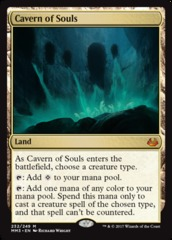 Cavern of Souls - Foil on Channel Fireball