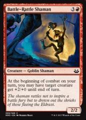 Battle-Rattle Shaman - Foil