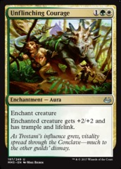Unflinching Courage - Foil