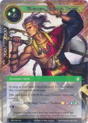 Gilgamesh, Immortal Hunter - RDE-026 - SR - Foil